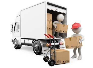 Transporte expresso e logística