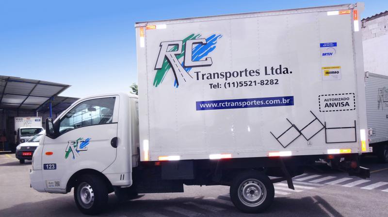 Caminhão HR