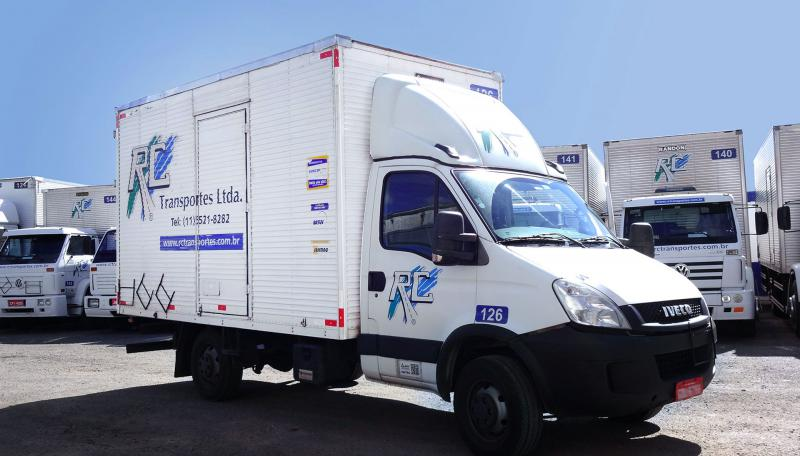 Caminhão VUC